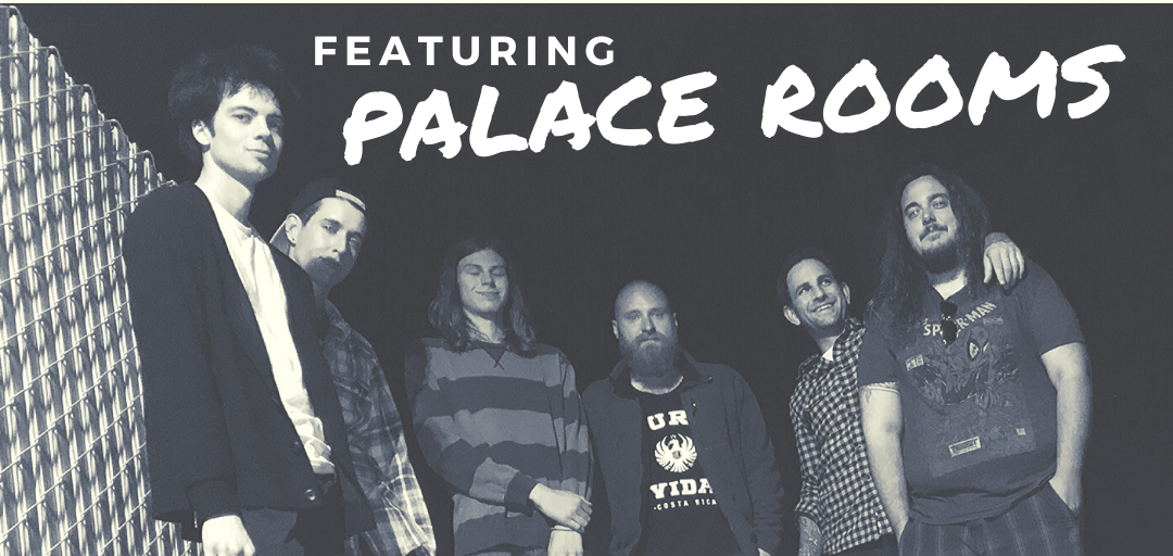 Gemini Newsletter Featuring Palace Rooms